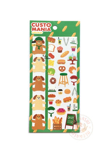 Mind Wave custo mania sticker - Bakery 79768