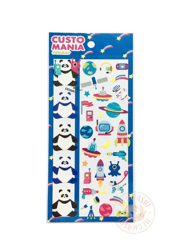 Mind Wave custo mania sticker - Galaxy 79744