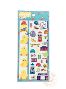 Mind Wave custo mania sticker - Street 79742