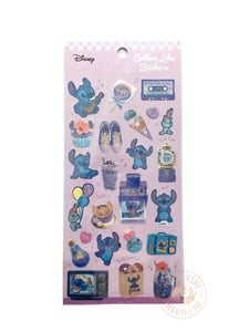 Kamio Collect like sparkle stickers - Stitch 23920