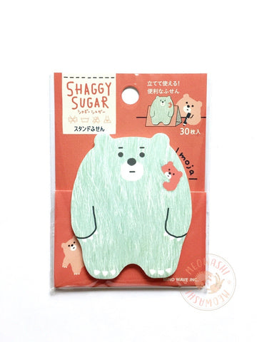 Mind Wave stand stick marker - Shaggy sugar sticky notes 56353
