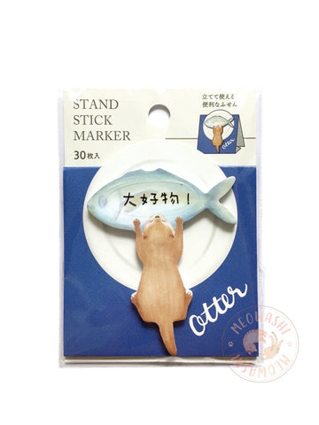 Mind Wave delish time collection stand stick marker - Otter sticky notes 56520