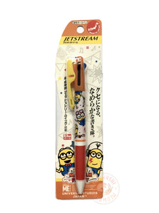 Minions mayhem party Jetstream multicolor ballpoint pen