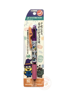 Minions Halloween Jetstream multicolor ballpoint pen