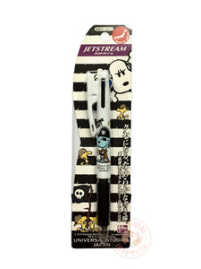 Horror night Snoopy Jetstream multicolor ballpoint pen