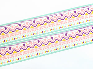 Aimez le style middle - Aztec Pattern washi tape E04802