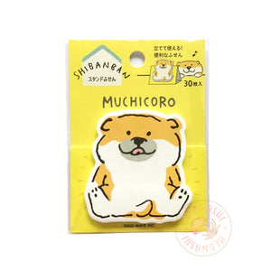 Mind Wave stand stick marker - Shibanban Muchicoro sticky notes 56890