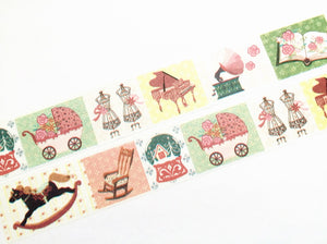 Aimez le style middle - Old memory washi tape E05182