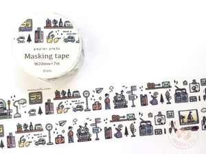 Papier Platz Eric small things - One day washi tape 37-835