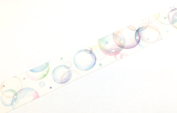 Manet Vol.5 - Bubble washi tape