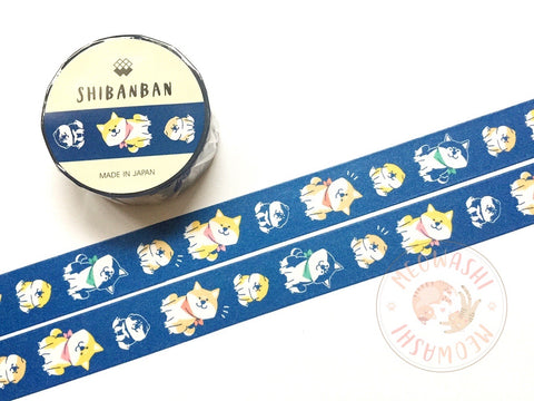 Mind Wave - Confused Shibanban washi tape