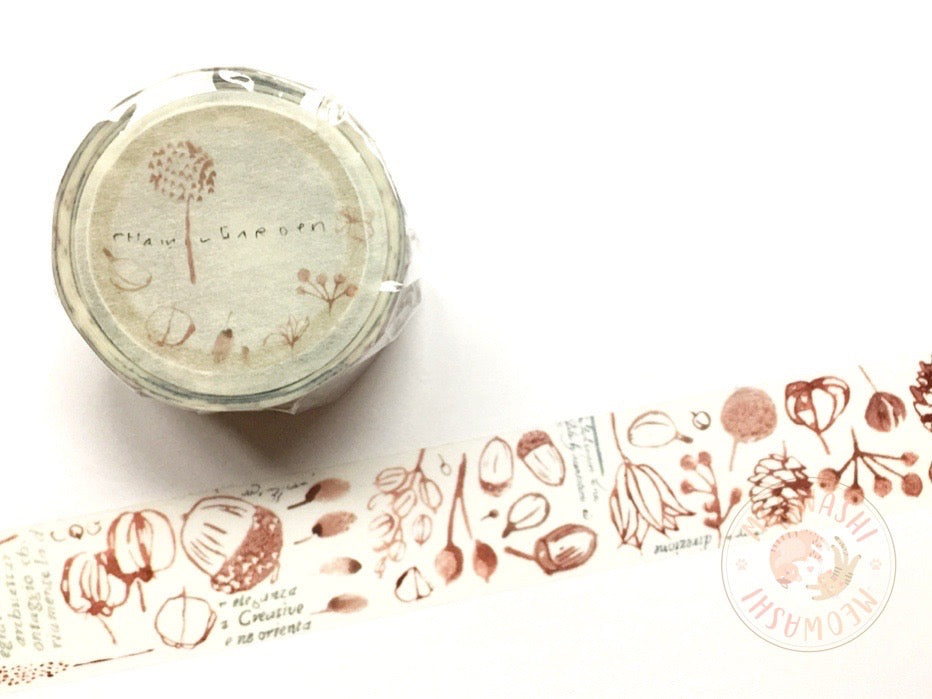 Chamil garden Vol.7 - Fruit washi tape MTW-CH077