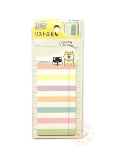 Mind Wave plus study sticky notes - Shibanban (57230)