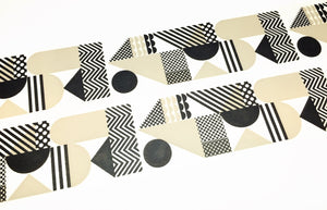 Aimez le style wide - Geometric washi tape E02907