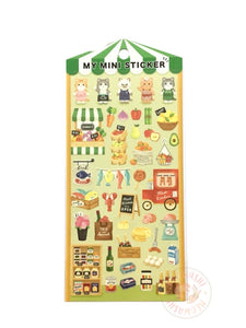 Mind Wave my mini sticker - Market 79969