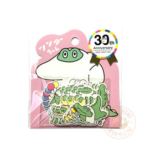 Mind Wave 30th anniversary collection - Tsunda-chan sticker flakes 79952