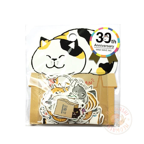 Mind Wave 30th anniversary collection - Nyabanban sticker flakes 79955