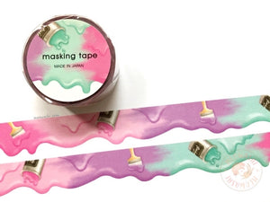 Mind Wave - Paint die cut washi tape 94820