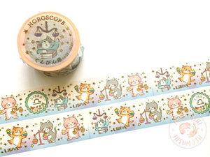 Round Top x Mika Yada - Libra washi tape