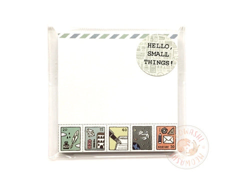 Papier Platz Eric small things sticky note (37-415)