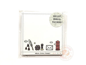 Papier Platz Eric small things sticky note (37-416)