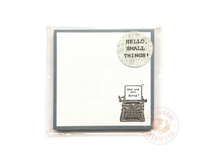 Papier Platz Eric small things sticky note (37-417)