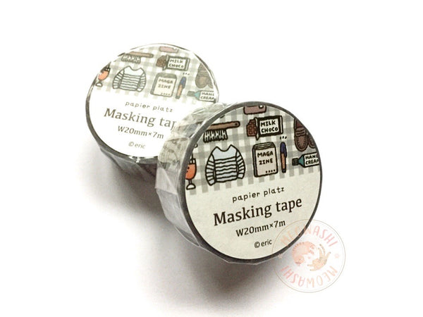 Papier Platz Eric small things - Favorite things washi tape