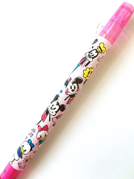 Disney Micky and friends FriXion silm erasable gel pen set