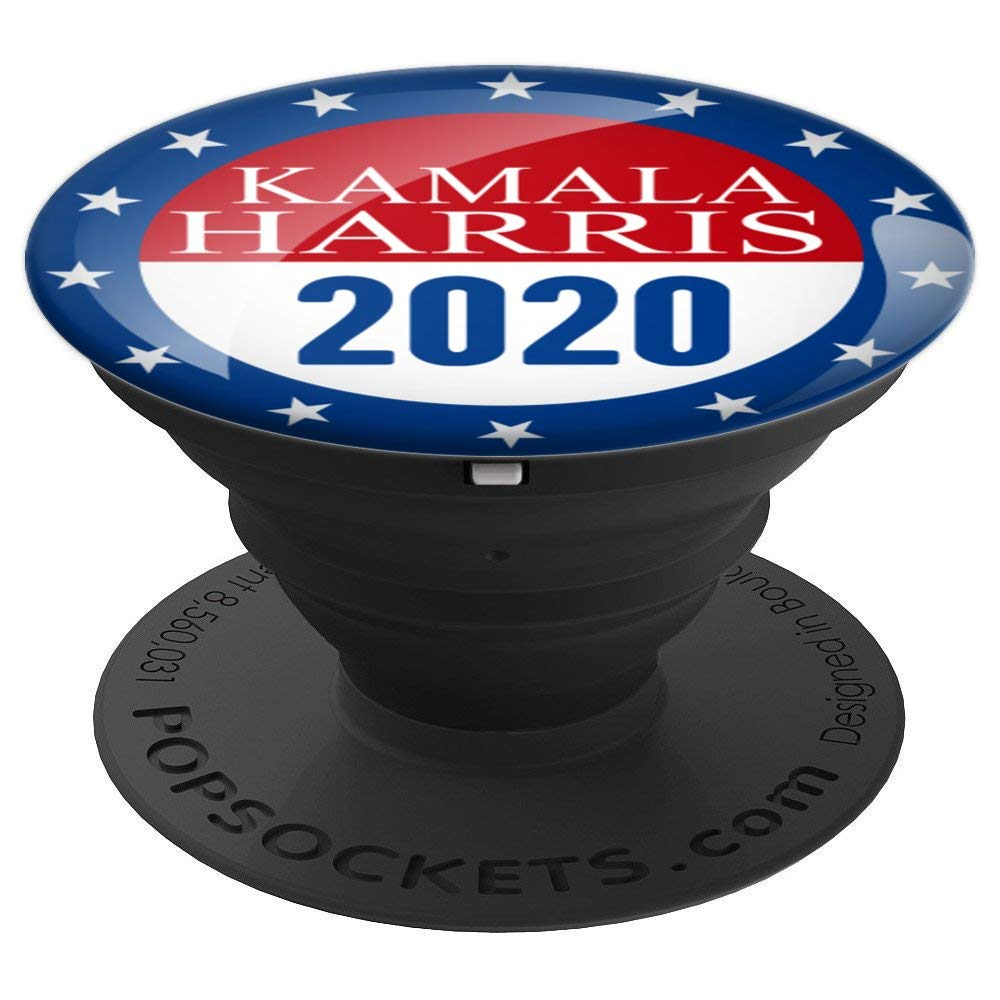 Kamala Harris Pop Socket - PopSockets Grip and Stand for Phones and Tablets