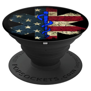 EMS Pop Socket - PopSockets Grip and Stand for Phones and Tablets