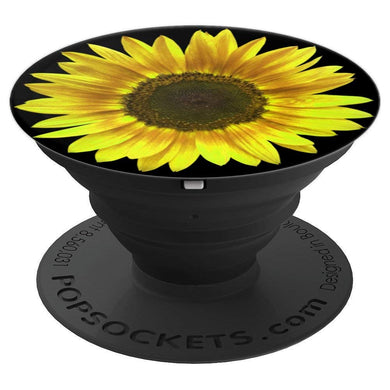 Sunflower Pop Socket - PopSockets Grip and Stand for Phones and Tablets