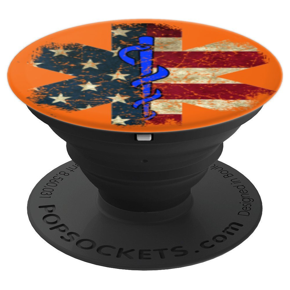 EMS Pop-socket - PopSockets Grip and Stand for Phones and Tablets