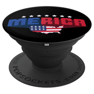 Merica - PopSockets Grip and Stand for Phones and Tablets