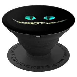 Cheshire Smile Cat - PopSockets Grip and Stand for Phones and Tablets
