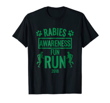 Rabies Awareness Fun Run Shirt