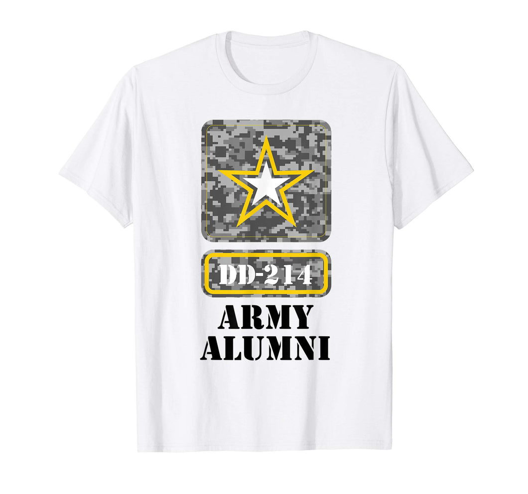 DD-214 US Army Alumni T Shirt