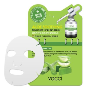Vacci Aloe Soothing Moisuture Healing Mask