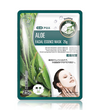 MITOMO Natural Aloe Moisturizing Face Mask Sheet (10 Pieces)