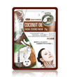 MITOMO Natural Coconut Oil Elasticity Face Mask Sheet (10 Pieces)