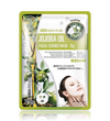 MITOMO Natural Jojoba Oil Soothing Face Mask Sheet (10 Pieces)
