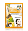 MITOMO Natural Papaya Cleanliness Face Mask Sheet (10 Pieces)
