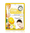 (10 Pieces) MITOMO Natural Vitamin Brightening Facial Essence Mask
