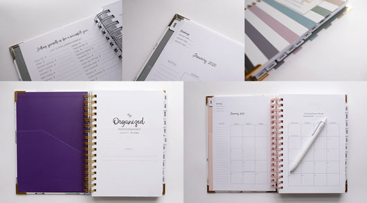 Best Planners for Photographers 2020