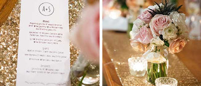 2016 Wedding Trends and Event Linen to Match!