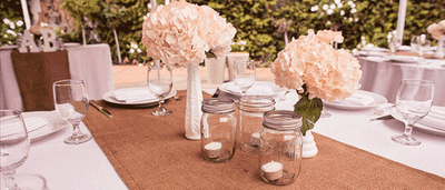 Start Your Summer Wedding Planner Now! How To Accessorise Your Summer Wedding With Event Linen