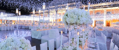 Winter Weddings! Cool tips for styling your cold climate celebrations