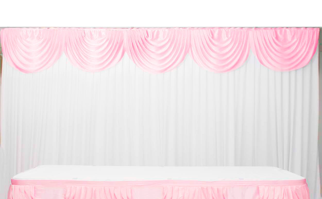 Swags For Tables & Backdrops