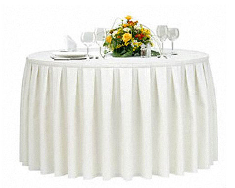 Polyester Table Skirting