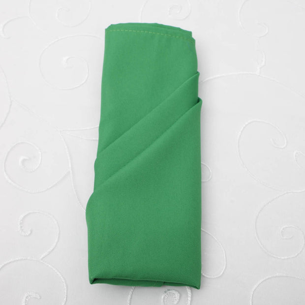 Cloth Napkins - Green (50x50cm)