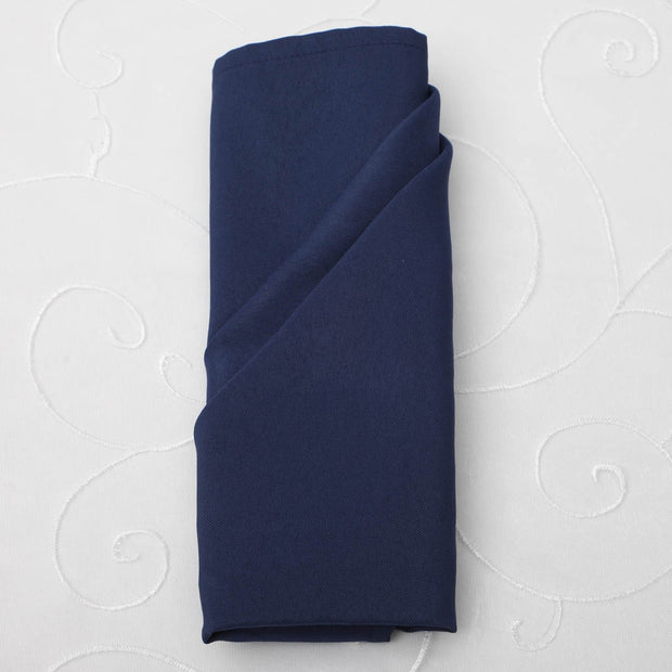 Cloth Napkins - Navy (50x50cm)